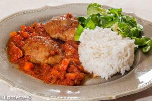 Photo de recette italienne, sot l'y laisse, tomates, coulis de de Kilomètre-0, blog de cuisine réalisée à partir de produits locaux et issus de circuits courts