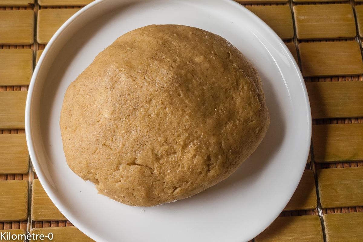 Photo de recette de pâte sucrée de Cunonsky, facile, bio, rapide, maison de Kilomètre-0, blog de cuisine réalisée à partir de produits de saison et issus de circuits courts