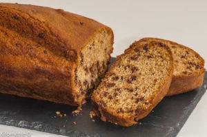 Photo de recette de gâteau du matin, petit épeautre, chocolat de  Kilomètre-0, blog de cuisine réalisée à partir de produits de saison et issus de circuits courts
