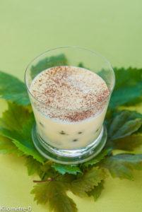 photo de recette de tiramisu au raisins et muscat, facile, rapide, kilomètre-0, blog de cuisine