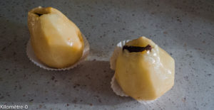 poires au chocolat très facile image rapide, légère, économique, healthy