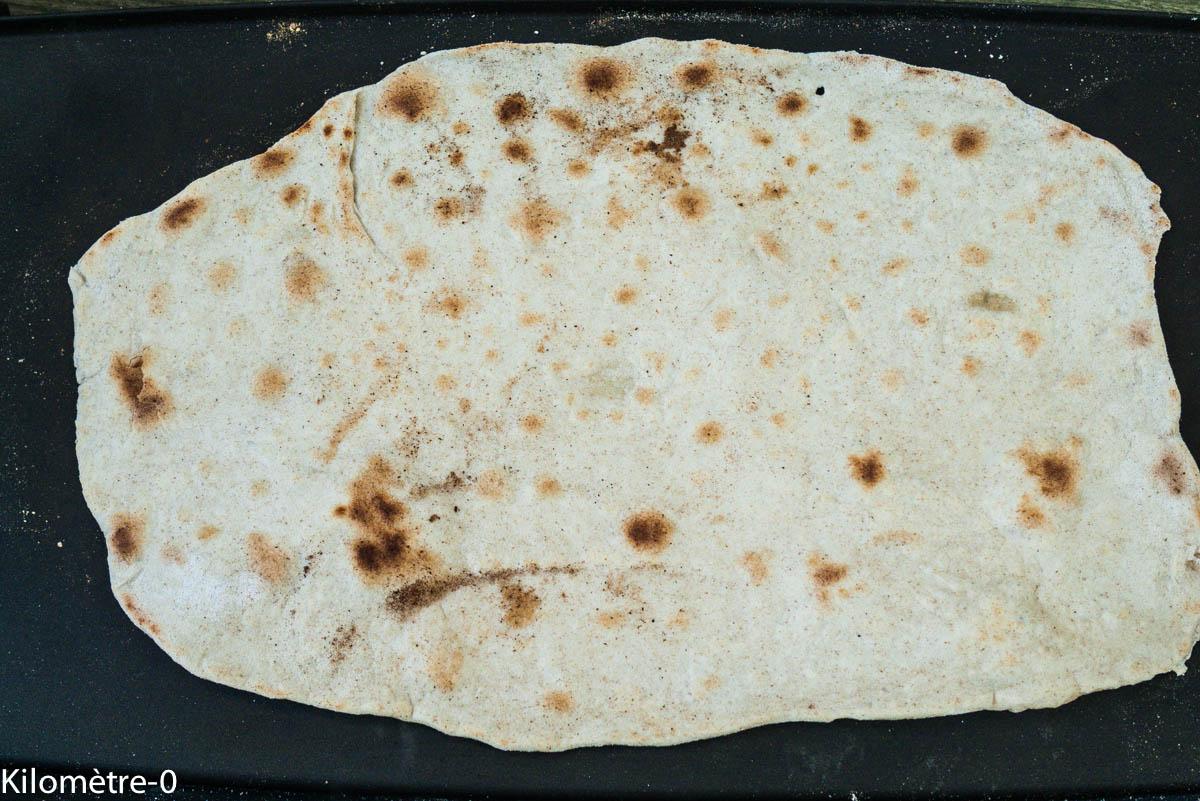 image de recette de tortilla maison facile, Amérique centrale