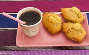 image de recette facile, rapide, légère, bio de Kilomètre-0, madeleines de Commercy, traditionnelle