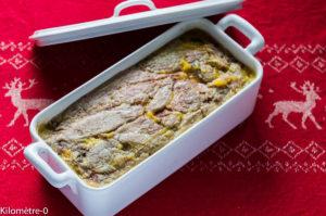 image de recette de terrine de foie gras aux pommes facile, rapide de Kilomètre-0