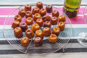 image de recette de cannelés jambon fromage, apéro, salé, facile, économique de Kilomètre-0