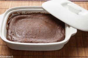 image de recette de Fondant au chocolat au lait concentré, facile, rapide, économique, de Kilomètre-0