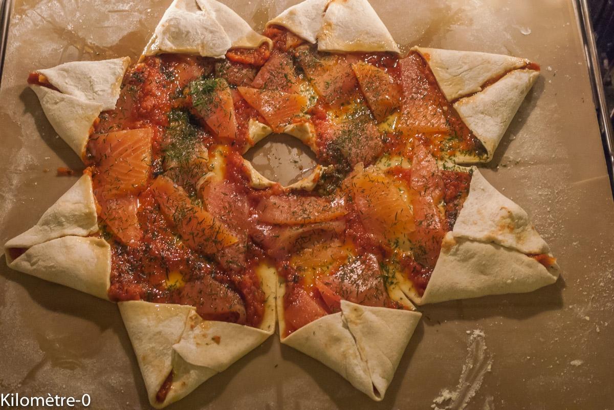 image de pizza étoile de Kilomètre-0
