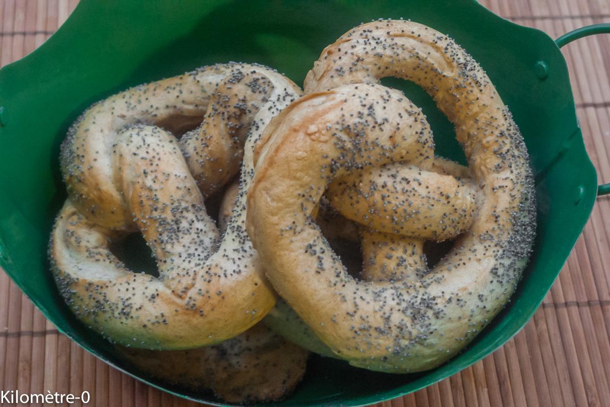 photo de recette de bretzel, facile, rapide, maison de KIlomètre-0