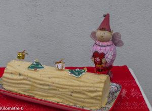 Photo de recette de  Parfait aux fruits secs, maison léger, rapide, économique, bio de Kilomètre-0, blog de cuisine réalisée à partir de produits locaux et issus de circuits courts
