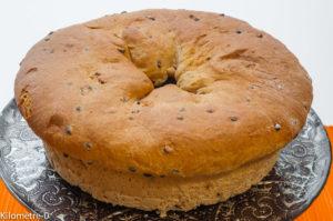 Photo de recette de brioche, galette, gâteau facile, léger, rapide, des rois Kilomètre-0, blog de cuisine réalisée à partir de produits locaux et issus de circuits courts