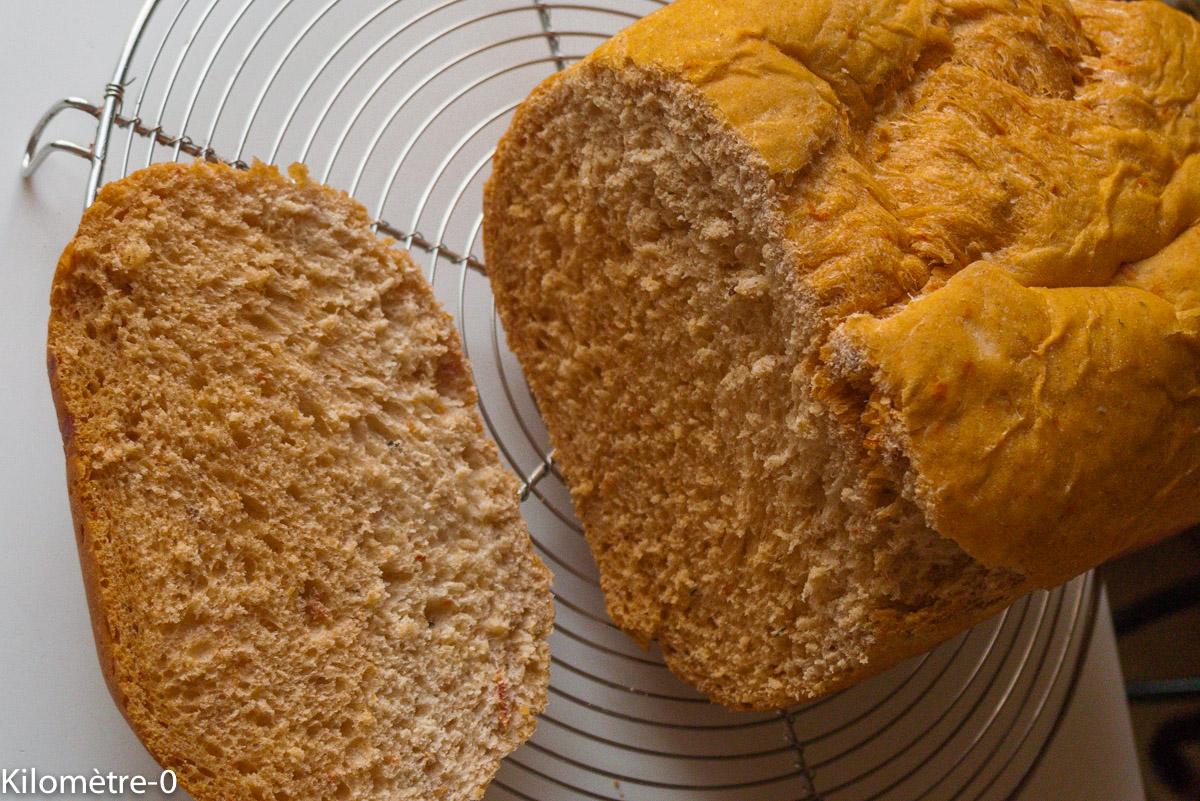 Photo de recette de pain ,MAP, de Kilomètre-0, blog de cuisine réalisée à partir de produits locaux et issus de circuits courts