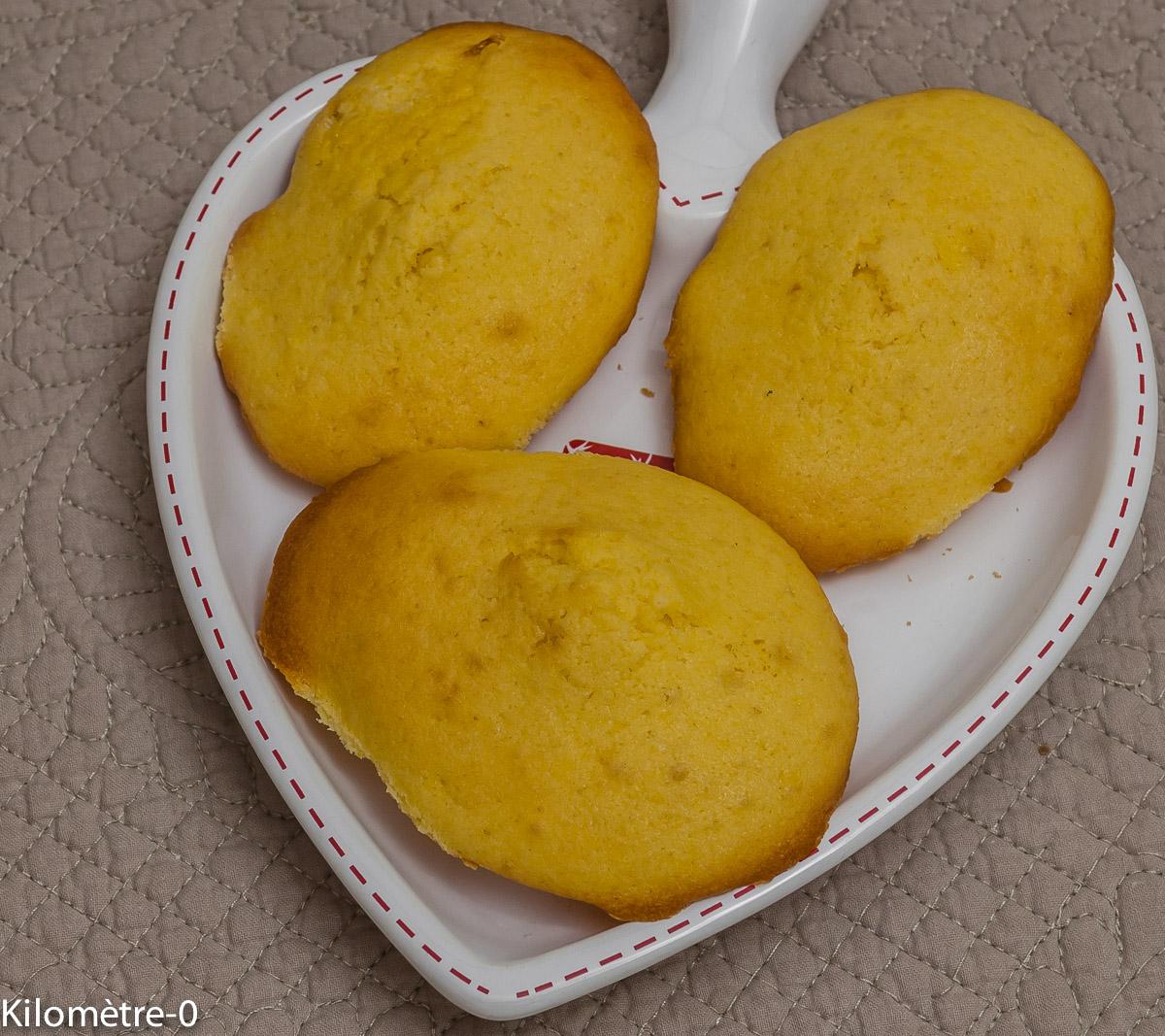 Photo de recette de navettes au citron de Kilomètre-0, blog de cuisine réalisée à partir de produits locaux et issus de circuits courts
