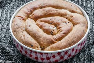 Photo de recette de brioche de Kilomètre-0, blog de cuisine réalisée à partir de produits locaux et issus de circuits courts