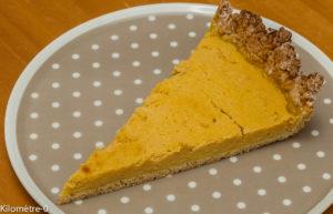 Photo de recette de tarte légère au citron de Kilomètre-0, blog de cuisine réalisée à partir de produits locaux et issus de circuits courts