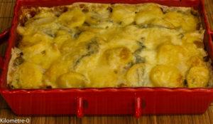 Photo de recette de morbiflette facile de Kilomètre-0, blog de cuisine réalisée à partir de produits locaux et issus de circuits courts