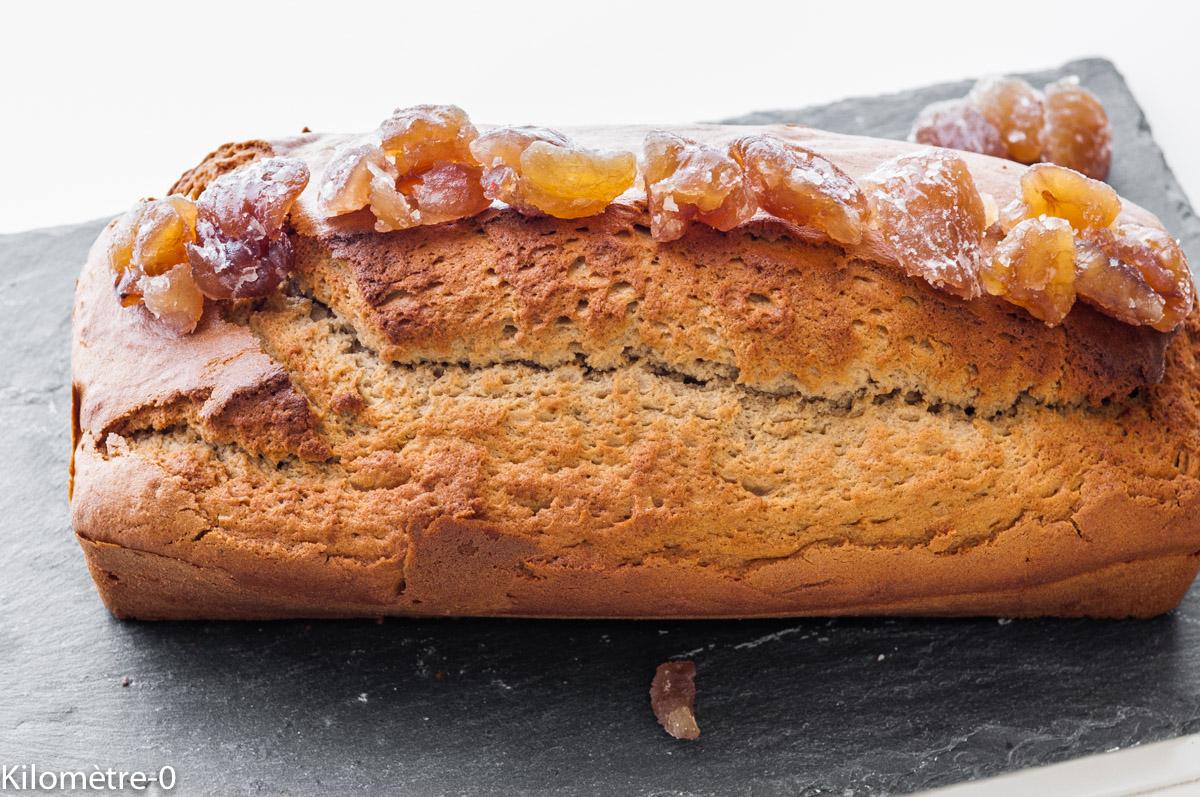 Photo de recette facile, rapide, légère, bio de gâteau farine de châtaignes de Kilomètre-0, blog de cuisine réalisée à partir de produits locaux et issus de circuits courts