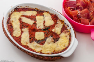 Photo de recette de gratins de cardes de Kilomètre-0, blog de cuisine réalisée à partir de produits locaux et issus de circuits courts
