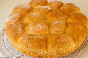 Photo de recette italienne, plat italien, pain, apéro, mozzarella de danubio de Kilomètre-0, blog de cuisine réalisée à partir de produits locaux et issus de circuits courts