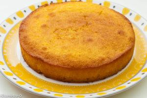 Photo de recette de gâteau marocain oranges amandes de Kilomètre-0, blog de cuisine réalisée à partir de produits locaux et issus de circuits courts