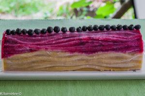 Photo de recette de glace vanille framboise de Kilomètre-0, blog de cuisine réalisée à partir de produits locaux et issus de circuits courts