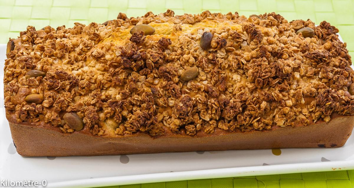Photo de recette de gâteau facile cerises pistaches Kilomètre-0, blog de cuisine réalisée à partir de produits locaux et issus de circuits courts