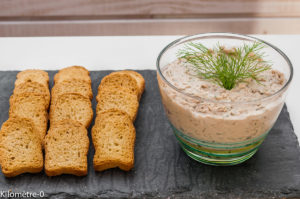 Photo de recette de rillette apéro marine thon sardine facile rapide léger de  Kilomètre-0, blog de cuisine réalisée à partir de produits locaux et issus de circuits courts