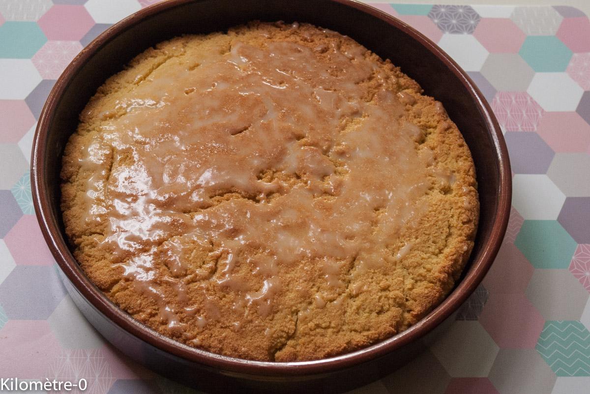 Photo de recette degâteau de semoule, facile, économique, rapide de  Kilomètre-0, blog de cuisine réalisée à partir de produits locaux et issus de circuits courts