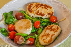 Photo de recette de gnocchi ricotta tomates cerises épinard facile rapide, léger deKilomètre-0, blog de cuisine réalisée à partir de produits locaux et issus de circuits courts