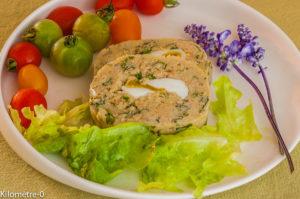 Photo de recette de polpettone thon oeufs persil, facile, rapide, léger, de  Kilomètre-0, blog de cuisine réalisée à partir de produits locaux et issus de circuits courts