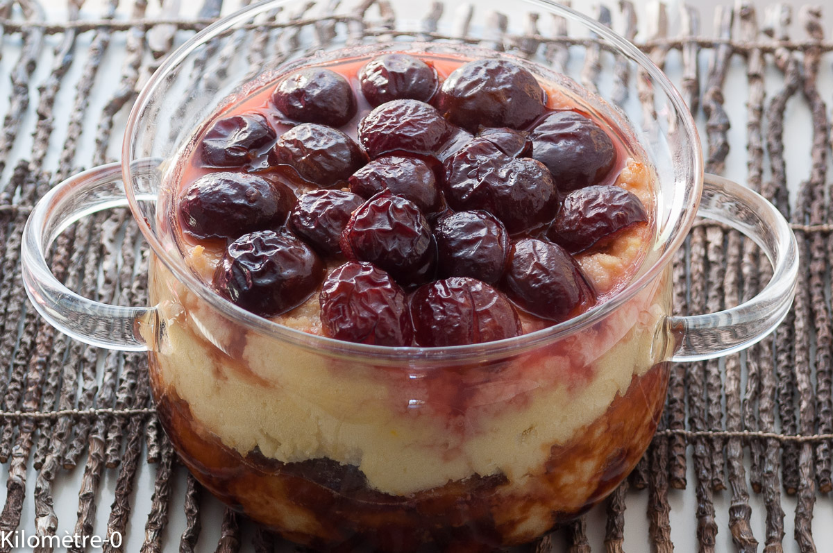 Photo de recette de gâteau de semoule aux prunes facile, rapide, bio de  Kilomètre-0, blog de cuisine réalisée à partir de produits locaux et issus de circuits courts