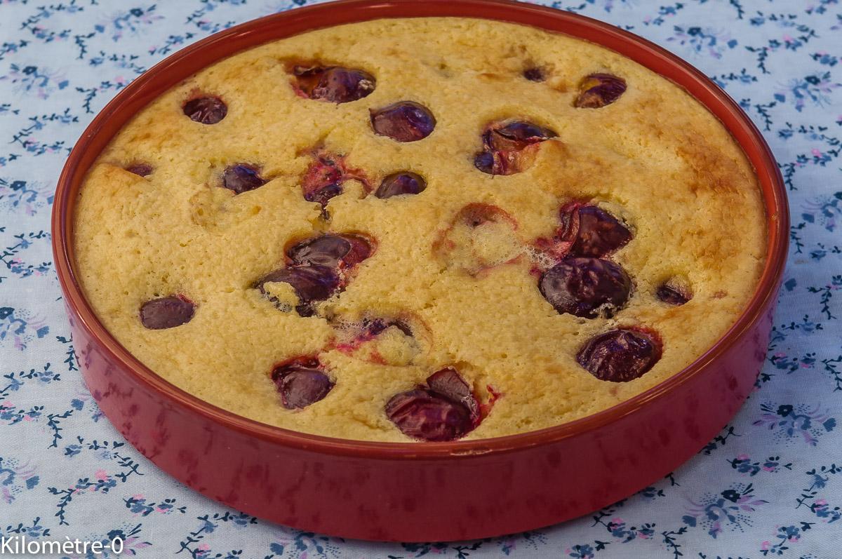 Photo de recette d'amandine aux prunes, facile, rapide, léger de  Kilomètre-0, blog de cuisine réalisée à partir de produits locaux et issus de circuits courts
