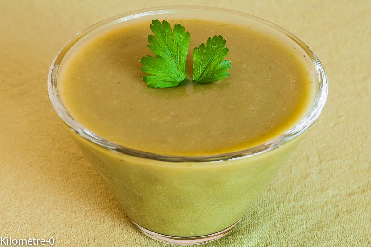 Photo de recette de soupe facile haricots verts léger, rapide, bio de  Kilomètre-0, blog de cuisine réalisée à partir de produits locaux et issus de circuits courts
