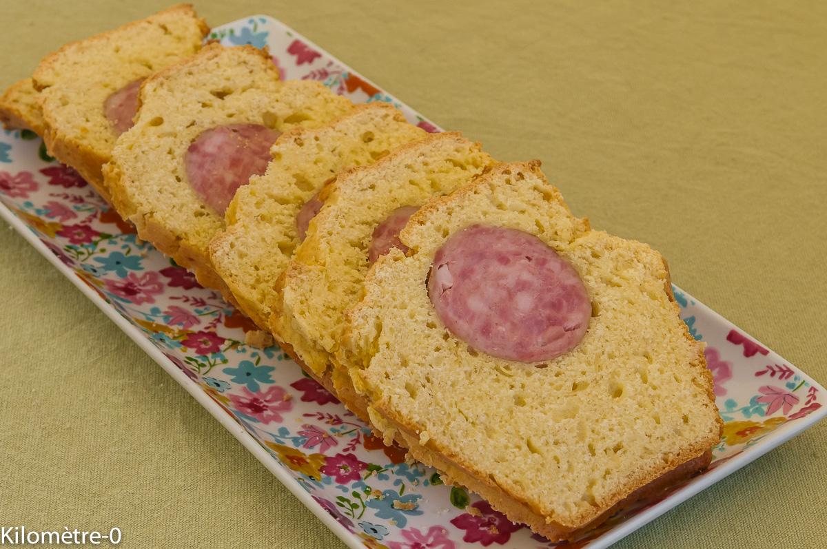 Photo de recette de  saucisse de Morteau en brioche facile, rapide de Kilomètre-0, blog de cuisine réalisée à partir de produits locaux et issus de circuits courts