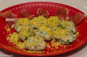 Photo de recette de gnocchi, chou kale, parmesan, pistache, facile, rapide, bio, léger deKilomètre-0, blog de cuisine réalisée à partir de produits locaux et issus de circuits courts