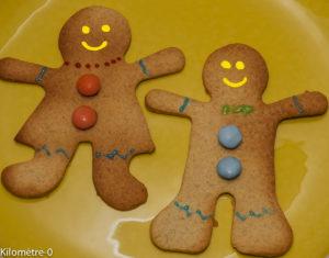 Photo de recette de bonhomme, sablé, Noël, enfant, facile, rapide, Kilomètre-0, blog de cuisine réalisée à partir de produits locaux et issus de circuits courts
