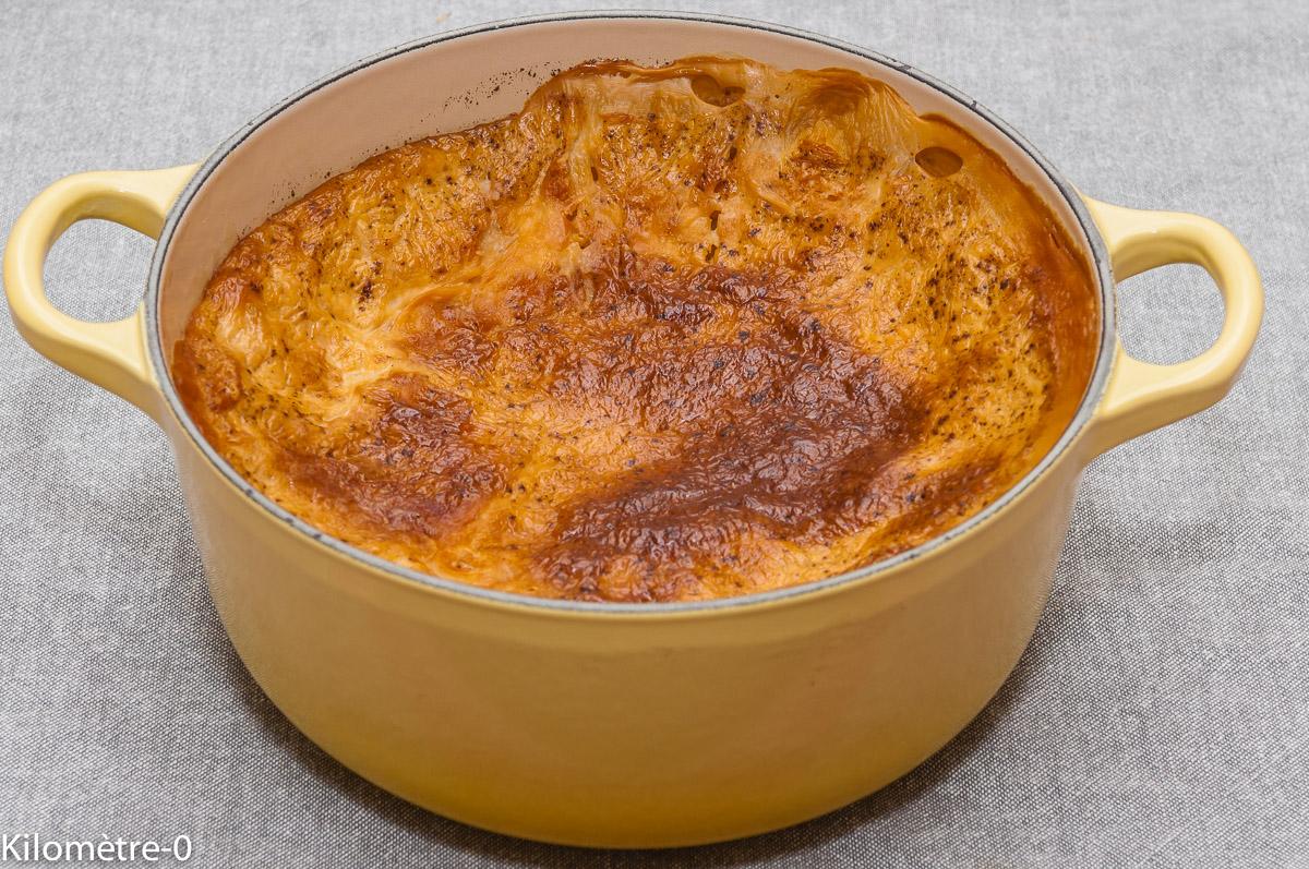 Photo de recette de teurgoule, facile, bio de Kilomètre-0, blog de cuisine réalisée à partir de produits locaux et issus de circuits courts