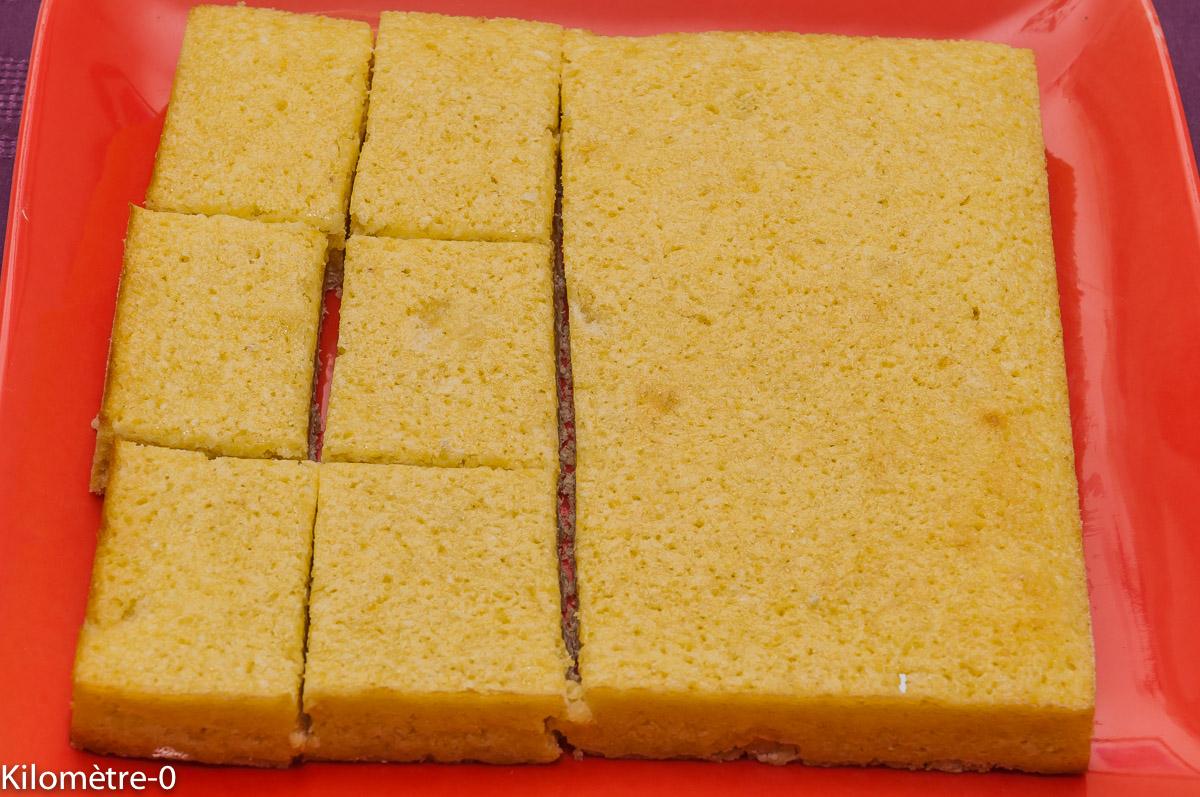 Photo de recette de gâteau, crumble, crème citron, coco, fondant, facile, rapide, léger, économique, pas cher, bio de  Kilomètre-0, blog de cuisine réalisée à partir de produits locaux et issus de circuits courts