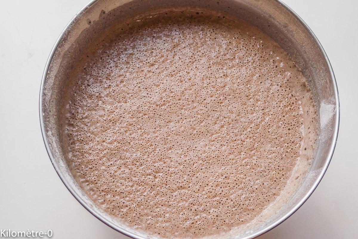 Photo de recette de pâte à galette de sarrasin, blé noir, bio, rapide, facile, léger de  Kilomètre-0, blog de cuisine réalisée à partir de produits locaux et issus de circuits courts