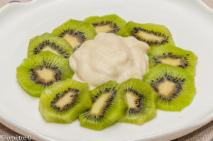 Photo de recette de kiwis, mousse de pomme, facile, rapide, bio, de  Kilomètre-0, blog de cuisine réalisée à partir de produits locaux et issus de circuits courts