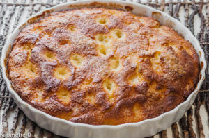 Photo de recette de tarte au sucre, bio, rapide, léger de Kilomètre-0, blog de cuisine réalisée à partir de produits locaux et issus de circuits courts