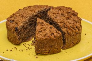 Photo de recette de pain des mendiants bio de Kilomètre-0, blog de cuisine réalisée à partir de produits locaux et issus de circuits courts