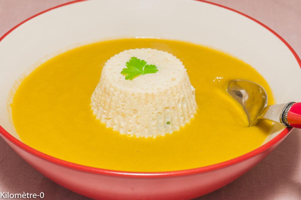 Photo de recette de mousseline, poisson, merlu, soupe de légumes, facile, léger Kilomètre-0, blog de cuisine réalisée à partir de produits locaux et issus de circuits courts
