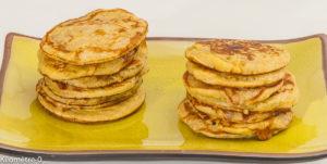 Photo de recette de blinis, pois cassés, jambon, facile, bio, rapide Kilomètre-0, blog de cuisine réalisée à partir de produits locaux et issus de circuits courts