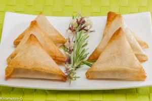 Photo de recette de briks, rillette merlu, facile, rapide,  Kilomètre-0, blog de cuisine réalisée à partir de produits locaux et issus de circuits courts