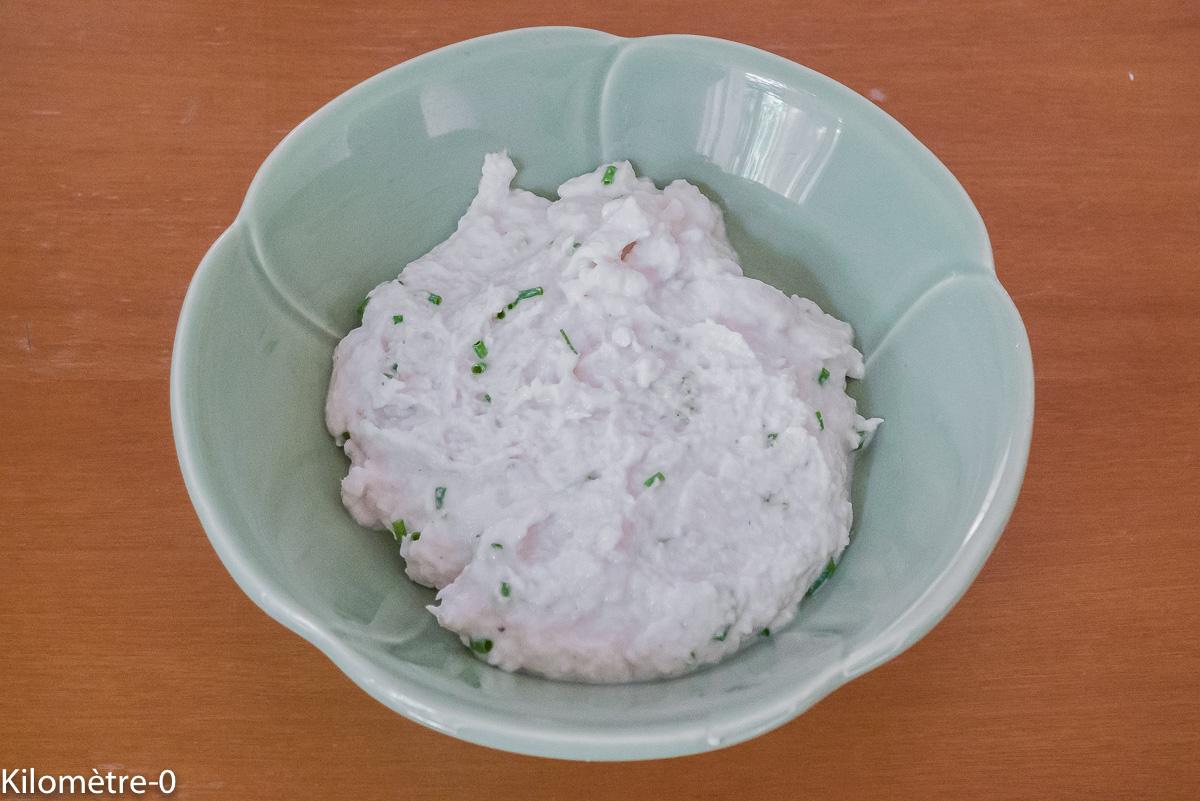 Photo de recette de rillette, merlu, facile, rapide, léger de Kilomètre-0, blog de cuisine réalisée à partir de produits locaux et issus de circuits courts
