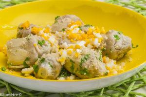 Photo de recette d'aritchaut  de Kilomètre-0, blog de cuisine réalisée à partir de produits locaux et issus de circuits courts