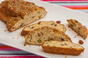 Photo de recette de boulou, Maghreb, pistache, raisin sec, facile, gâteau, Maroc,  Kilomètre-0, blog de cuisine réalisée à partir de produits locaux et issus de circuits courts