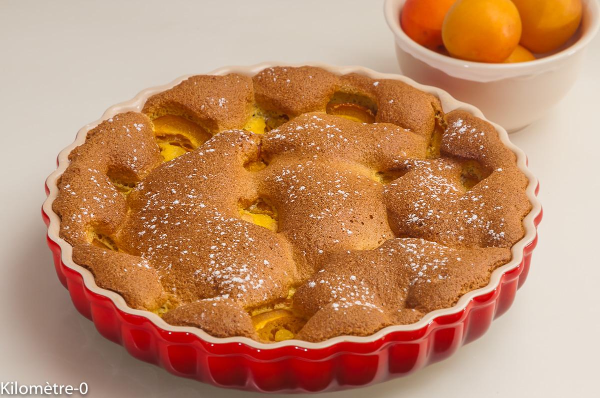 Photo de recette de biscuit, gâteeau, abricot de  Kilomètre-0, blog de cuisine réalisée à partir de produits locaux et issus de circuits courts