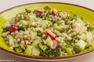 Photo de recette de salade, pâtes, sarde, italie, brocolis, facile, Kilomètre-0, blog de cuisine réalisée à partir de produits locaux et issus de circuits courts