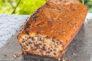 Photo de recette du gâteau du matin, chocolat, marrons glacés, marrons, facile, rapide, Kilomètre-0, blog de cuisine réalisée à partir de produits locaux et issus de circuits courts